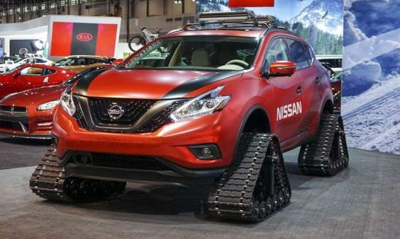 There wasn't much snow on the ground at the 2016 Chicago Auto Show, which was…