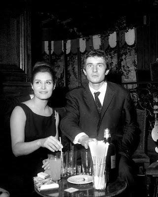 Dalida et Sobieski distribués ensemble pour les restaurants et les galas entre 1962 et 63