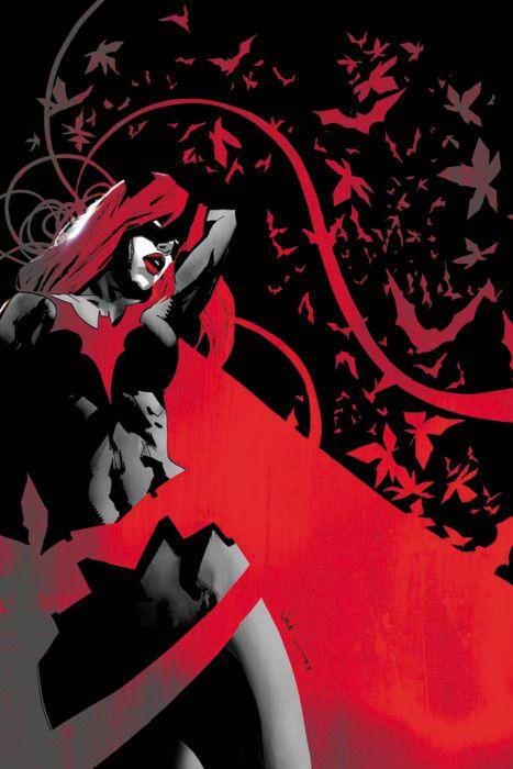 Batwoman's Red Night #DC #Batwoman