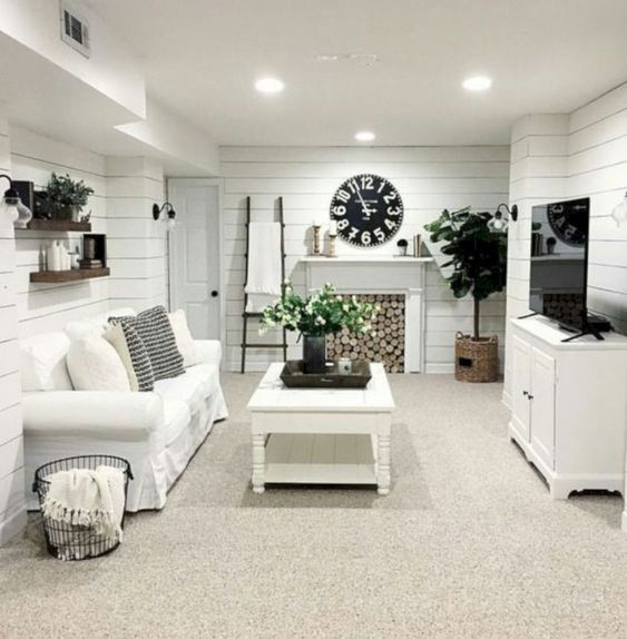 16 Decorating Ideas To Makeover Your Basement 16