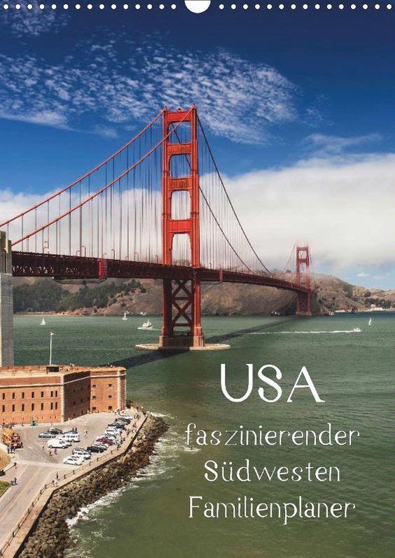 USA / faszinierender Südwesten / Familienplaner - CALVENDO