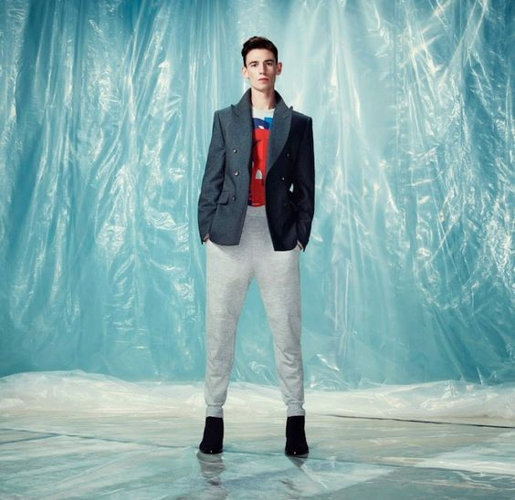 #Menswear #Trends Alexander Mc Queen Autumn Winter 2014 2015 Otoño Invierno  #Tendencias #Moda Hombre