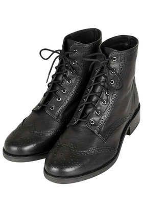 Chaussures Richelieu à lacets AMALIA