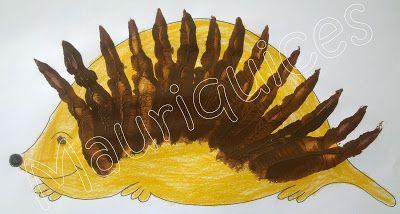 Mauriquices: Ouriço Cacheiro