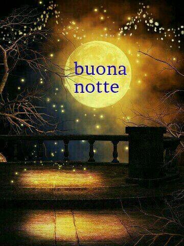 Buona notte buonanotte pinterest - Gute besserung italienisch ...