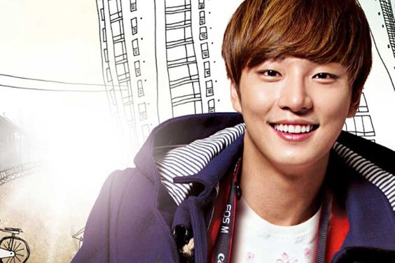 "Yoon Si-Yoon spielte den ""Flower Boy Next Door"" 