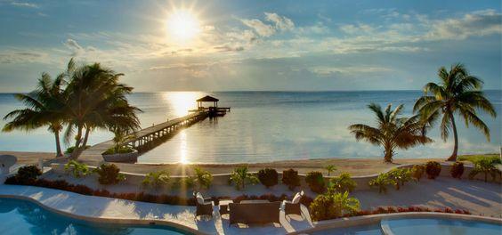 Coco Beach Resort, Ambergris Caye Island, Belize