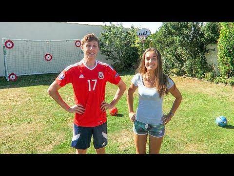 FORFEIT FOOTBALL vs MY SISTER - http://www.truesportsfan.com/forfeit-football-vs-my-sister/