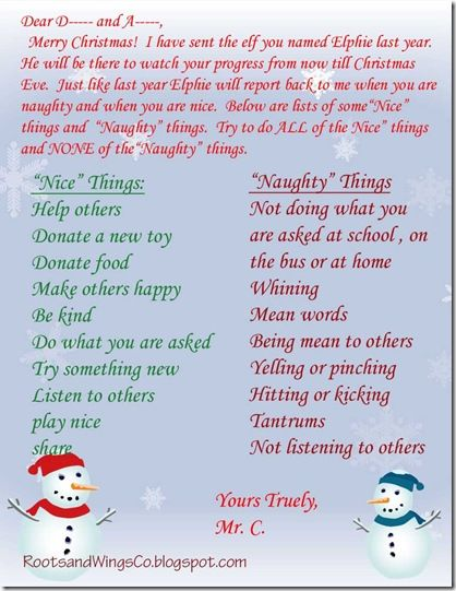 Elf on the shelf letter to kids elf on the shelf pinterest elf on the shelf letter to kids elf on the shelf pinterest elves shelves and santa spiritdancerdesigns Image collections