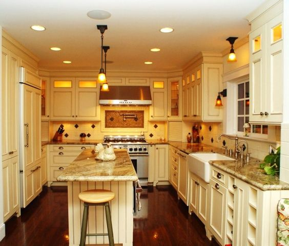 Mobile Home Kitchen Cabinets: Mobile Home Kitchen Inspirations And Organizing Tips