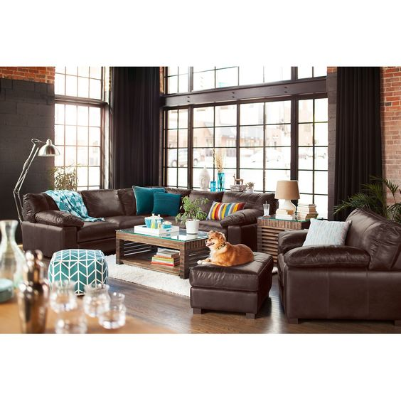 Braxton Cocktail Table | American Signature Furniture