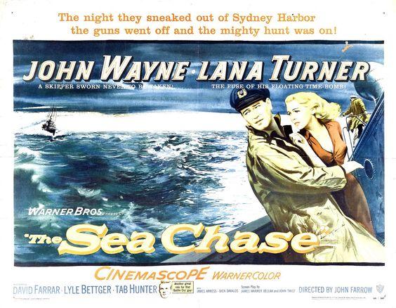 El zorro de los océanos-1955