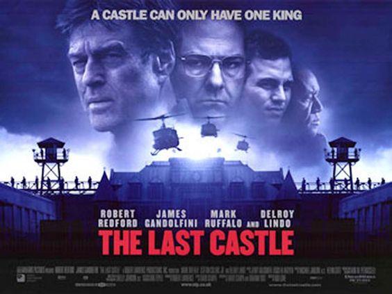 Robert Redford- The Last Castle