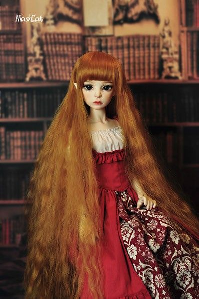Evelyn, 57cm Maskcat Girl - BJD Dolls, Accessories - Alice's Collections