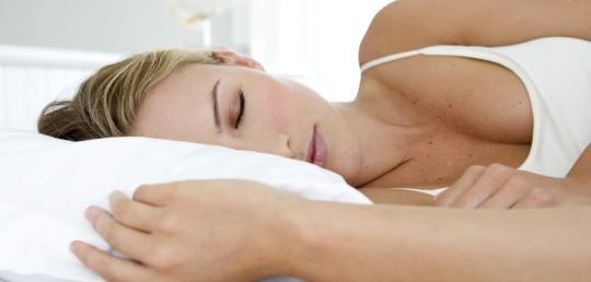 Wie Sie in nur einer Minute einschlafen