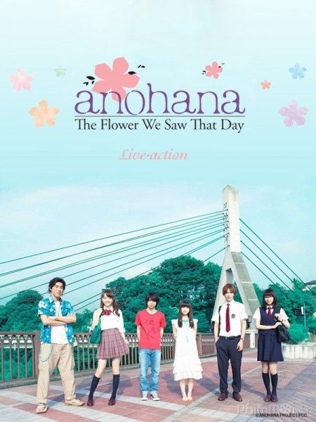 AnoHana: Đóa hoa ngày ấy ta cùng ngắm - HD