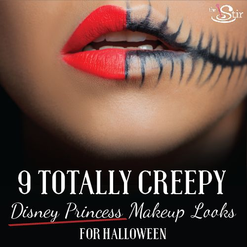 We never thought the Disney Princess could look so gruesome, but these makeup artists made it happen! Perfect looks for Halloween.