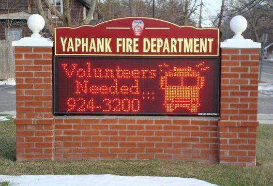Yaphank Fire Department