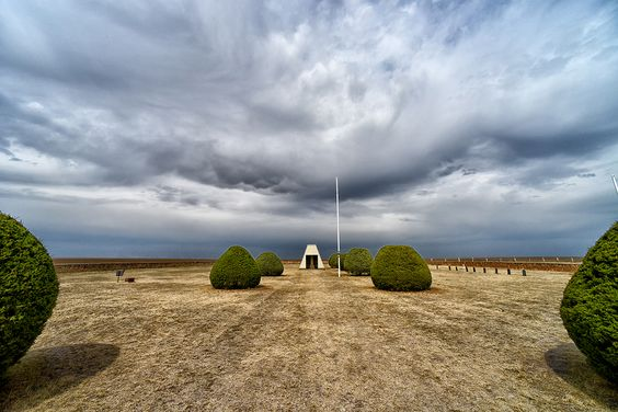 Fort Wallace Cemetery, Western Vistas Historic Byway, Kansas, by Ted Lee Eubanks
