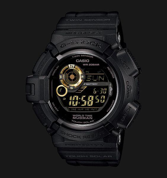 Beli Jam Tangan Casio G Shock MUDMAN G 9300GB 1DR