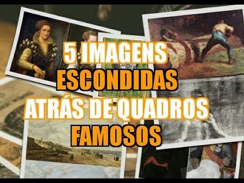 5 imagens escondidas em quadros famosos