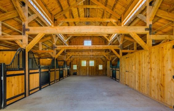 Ranger Creek Estate stable