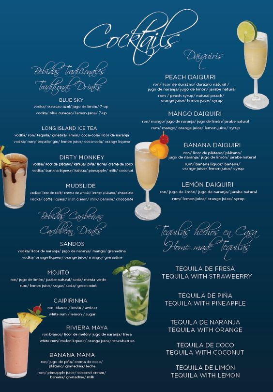 Pinterest the world s catalog of ideas for List of mixed drinks