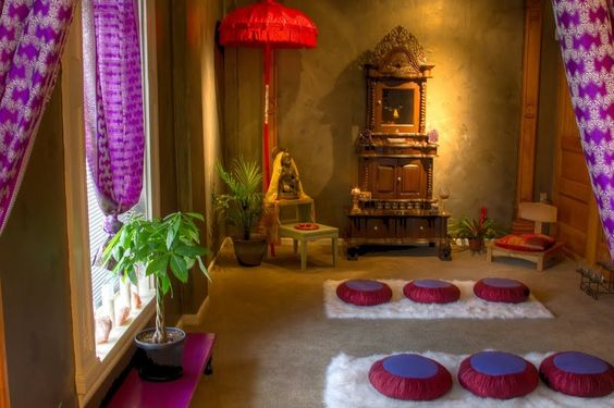 20 Soothing Meditation Room Ideas For Your Inner Zen