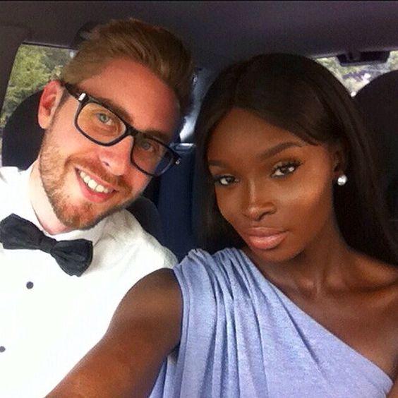 interracial dating instagram