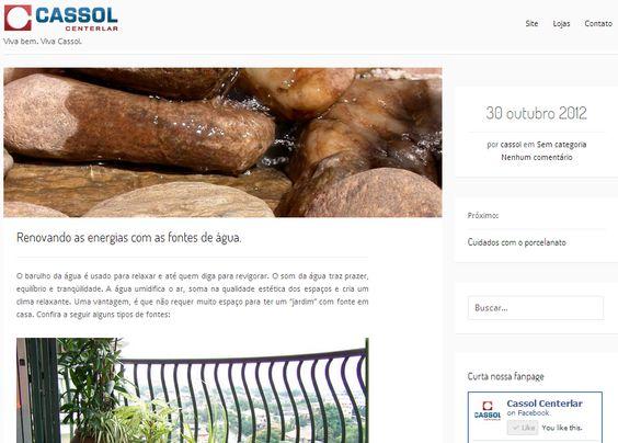 Blog Cassol: http://www.cassol.com.br/blog