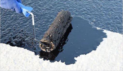 Bitumen Waterproofing In 2020 Roof Waterproofing Spray Foam Insulation Swimming Pool Water
