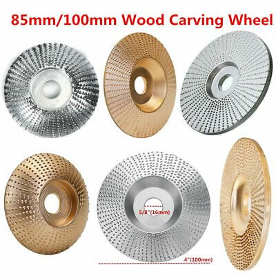 85mm Carbide Wood Sanding Carving Shaping Disc For Angle Grinder Grinding Wheel