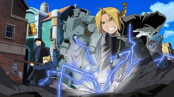 Anime Series Like Fullmetal Alchemist: Brotherhood