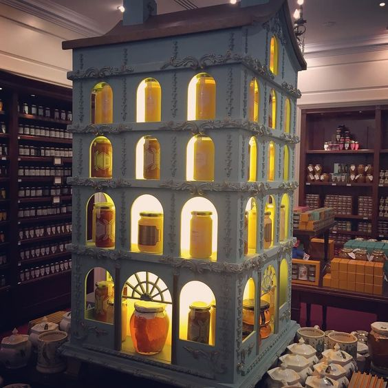 House of jam  #jam #fortnumandmason #iwantone #kitchen by mikegyde13