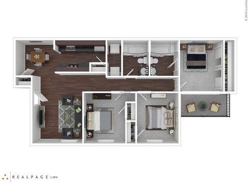 Bedroom Apartments In Lewisville Texas Bedroom Apartment Apartment Floor Plans