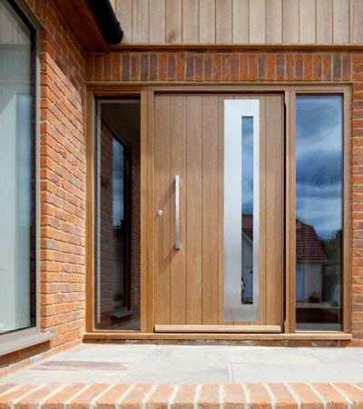 Urban front contemporary front doors uk designs for Contemporary front porch designs uk