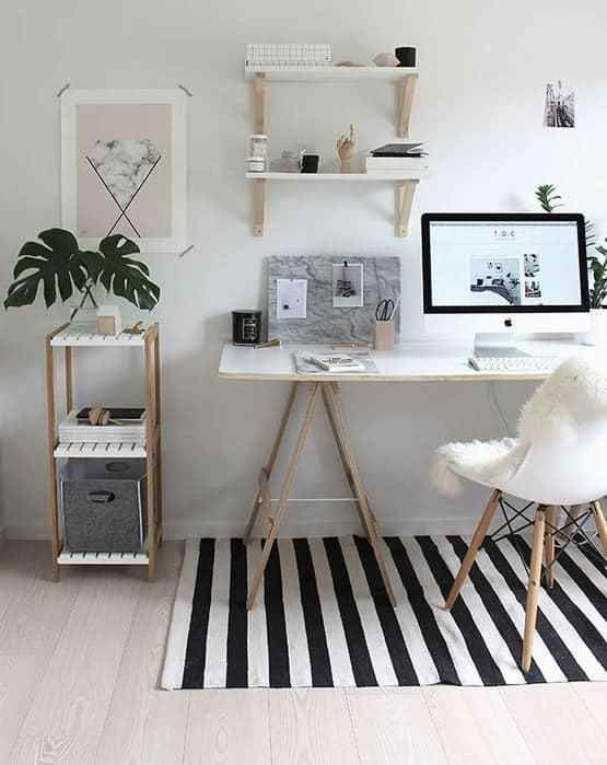 10 Cute Desk Decor Ideas For The Ultimate Work Space Apartment