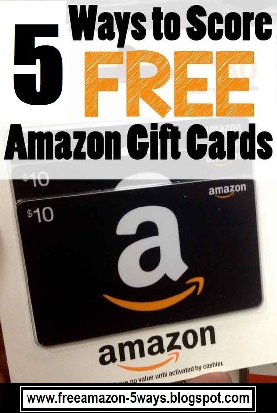 How To Get Free Amazon Gift Cards Amazon Gift Card Free Free Amazon Products Amazon Gift Cards