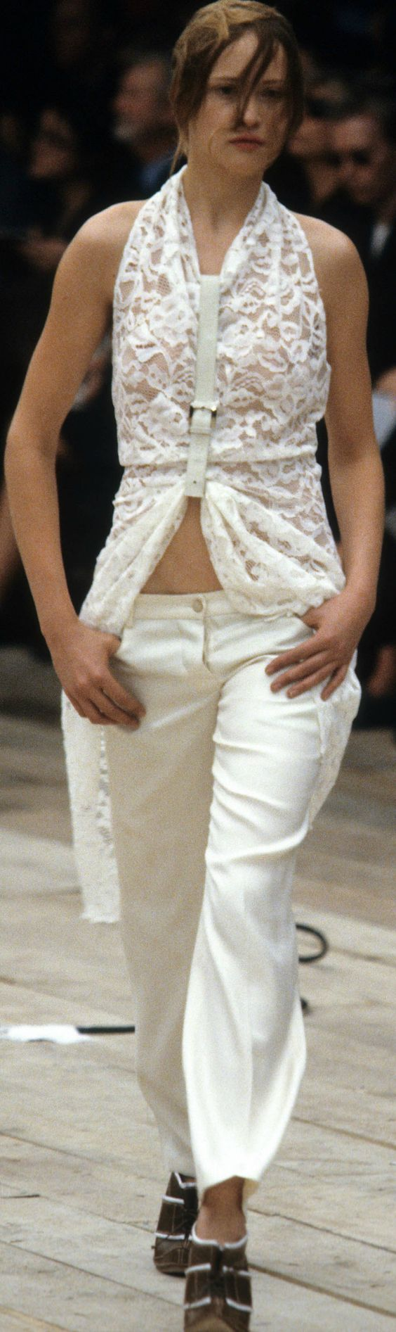 Alexander McQueen Spring 1999 Ready-to-Wear Collection