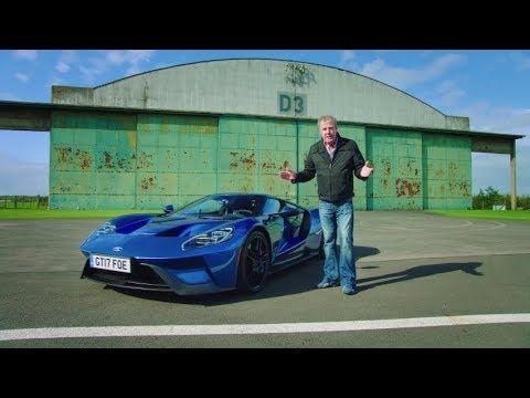 Ford Gt By Jeremy Clarkson Youtube Ford Gt Youtube Jeremy Clarkson