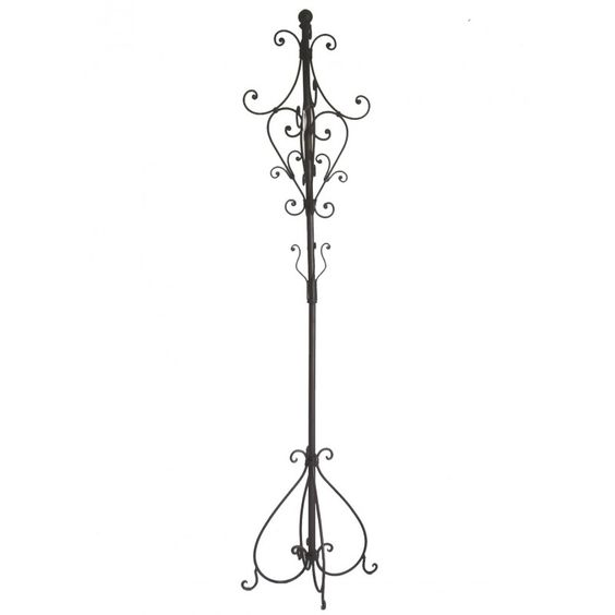 Cast Iron Coat Rack Umbrella Stand | Portant sur Pieds en Fer 198cm - L'Héritier…