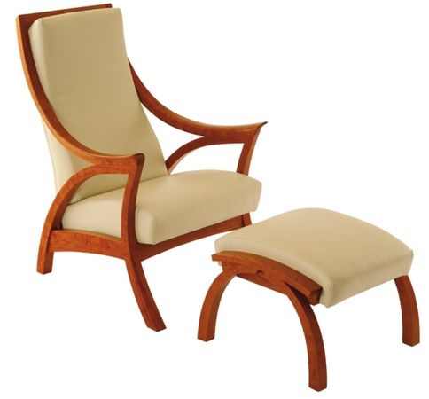 Thos Moser Drift Reclining Chair For The Home Pinterest Chairs Furniture And Scripts