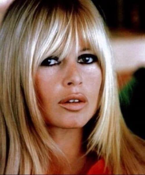 Peinados Brigitte Bardot Con Babgs Bardot Hair Brigitte Bardot Hair Bardot Bangs