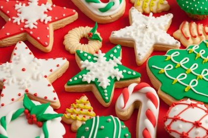christmas cookies decoration - Buscar con Google