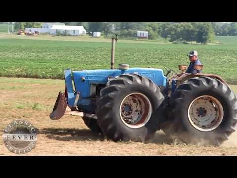 Have You Heard Of A County Tractor County 1164 Classic Tractor Fever Youtube Tractors Classic Tractor Tractor Manufacturers
