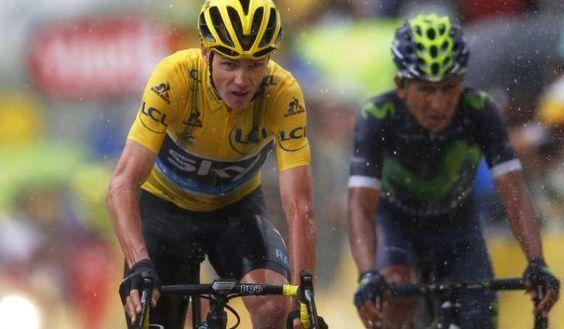 Nairo Quintana se mantiene cuarto, pero vuelve a distanciarse de Froome