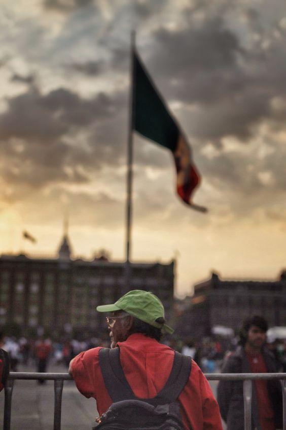 Zócalo de Mexico