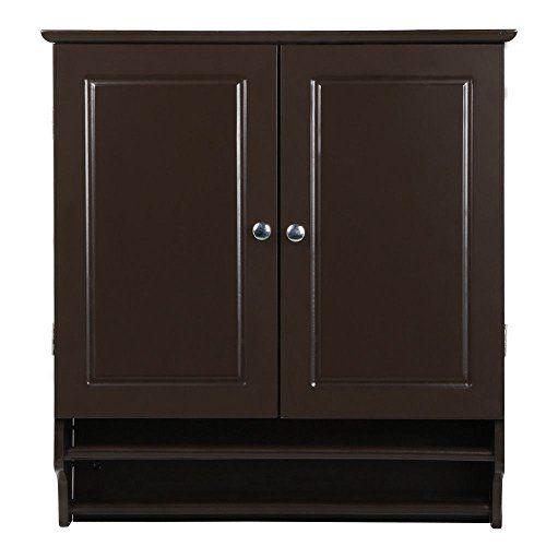 27++ Wall mounted bathroom cabinet cupboard storage adjustable shelf kitchen laundry model
