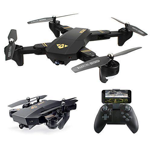 Amazon Com Drone With Wide Angle Camera Eachine E58 Wifi Fpv