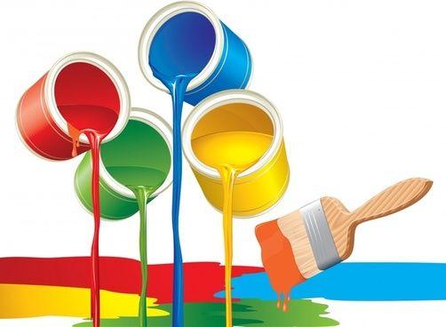 Painting Work Background Colorful 3d Ornament Em 2020 Loja De Tinta Smilinguido Para Colorir Fundo Para Cartao